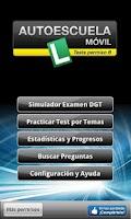 Screenshot of Tests de Conducir DGT (Coche)