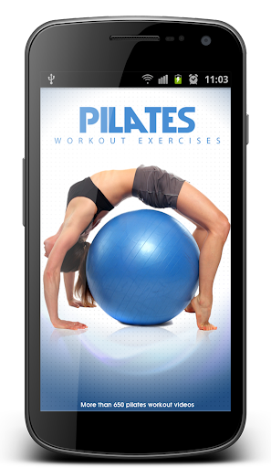 Pilates Workout Exercises