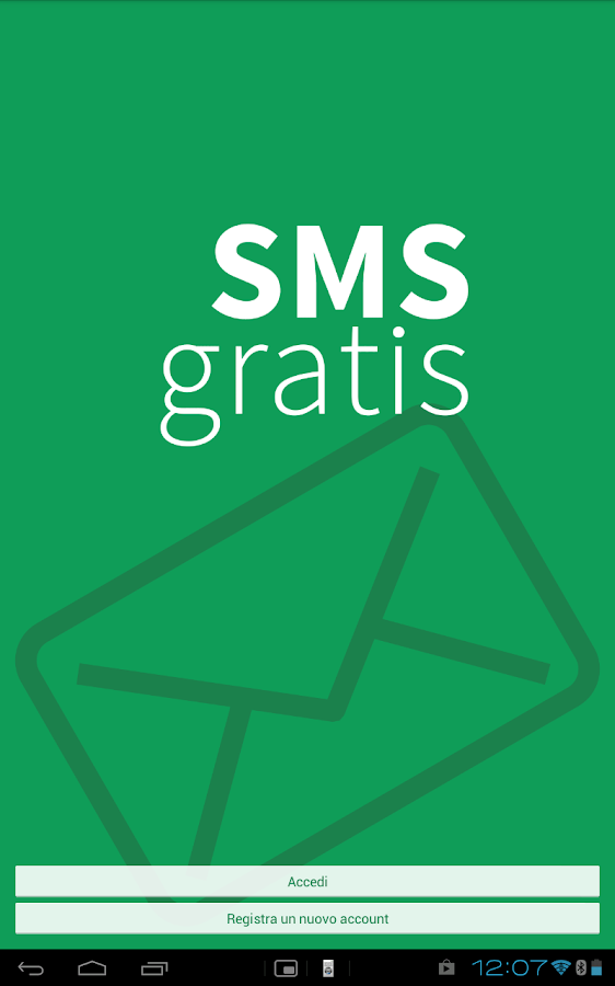 SMS Gratis - screenshot