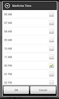 Screenshot of Visual Pill Reminders