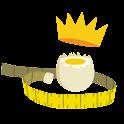 My perfect egg timer logo