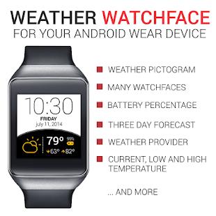 Weather Wear Watch Face