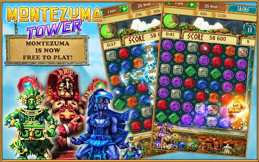 All about The Treasures Of Montezuma 3. Download the trial version for free or purchase a key to unl
