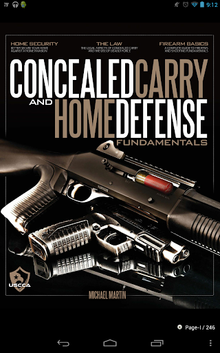 Concealed Carry Home Defense