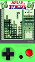 Screenshot of BlockBoy FREE Falling Blocks