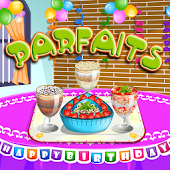 Parfaits Cooking