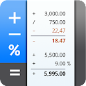 CalcTape Free Tape Calculator icon