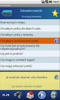Screenshot of Francuski -Ucz się i rozmawiaj