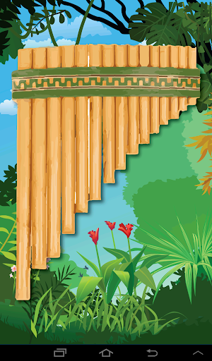 Toddlers Pan Flute