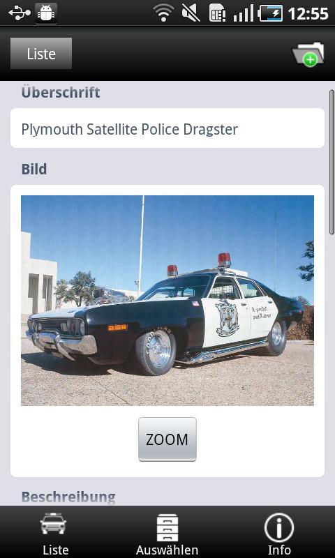 1000 Polizeifahrzeuge- screenshot