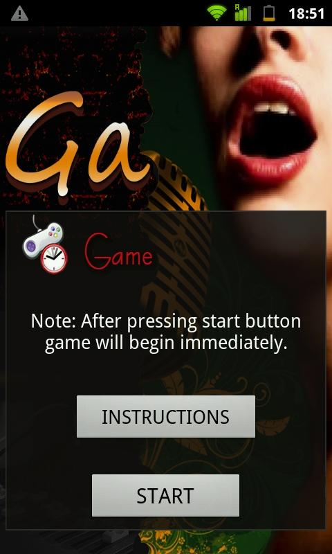 GA Vocal Coaching App- screenshot