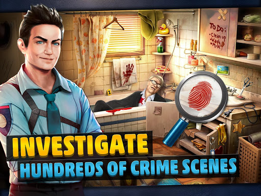 Criminal Case game (apk) free download for Android/PC/Windows screenshot