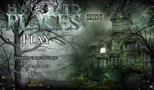 Haunted Places- screenshot thumbnail