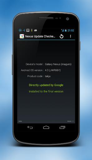 Nexus Update Checker