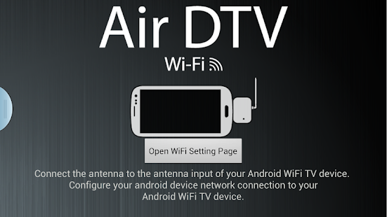Air DTV WiFi- screenshot thumbnail