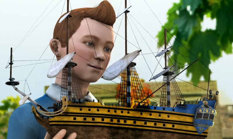The Adventures of Tintin screenshot #6