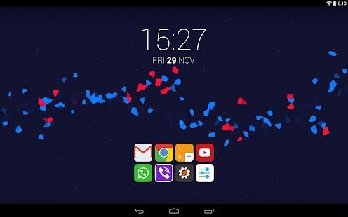 Morena - Flat Icon Pack - screenshot thumbnail