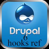 Drupal 6 hooks reference