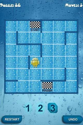 123 Maze- screenshot