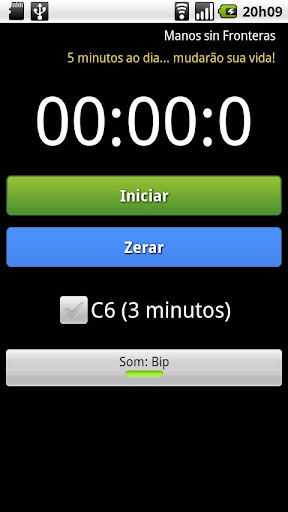 MSF Timer
