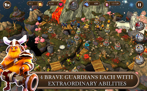 Brave Guardians Screenshot 26