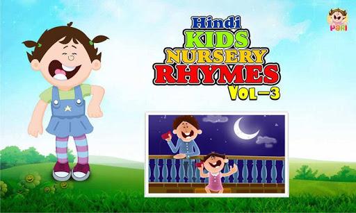 Nursery Rhymes Volume 3
