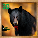 Snipper Bear Hunting 3D icon