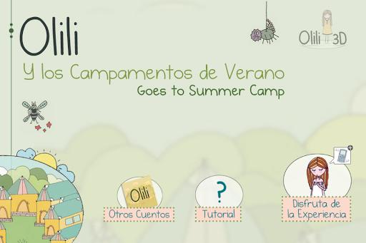 Olili 3D Campamentos de verano