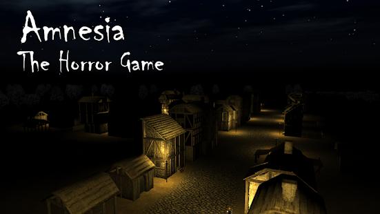 Amnesia Game