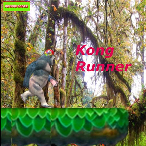 Kong Runner