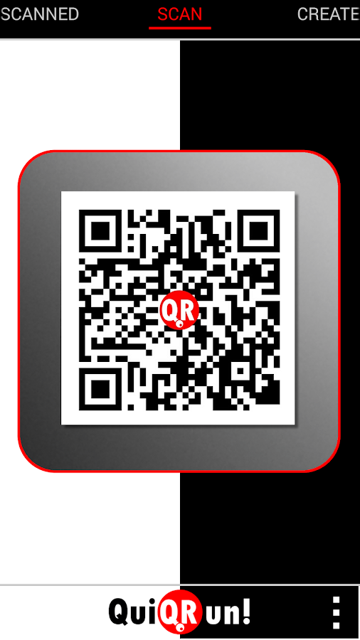 QR code scanner & creator PRO- screenshot