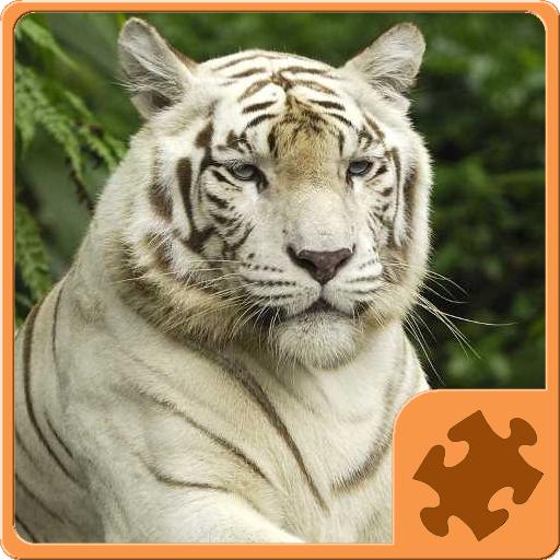Animals Puzzle - Jungle