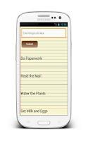 Screenshot of MyPlanBook