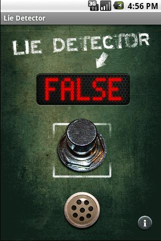 Lie Detector Free - screenshot