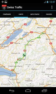 Swiss-Traffic Live - screenshot thumbnail