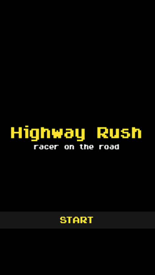 Highway Rush- screenshot