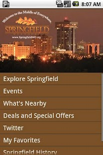 Springfield MO - screenshot thumbnail