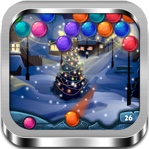 Winter Christmas Bubble Shoot for PC and MAC