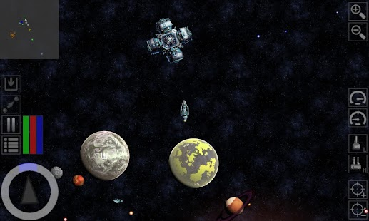 Space Captain - Demo- screenshot thumbnail
