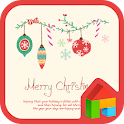 Your christmas Dodol Theme icon