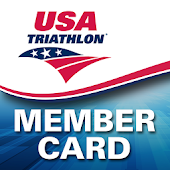 USA Triathlon Card