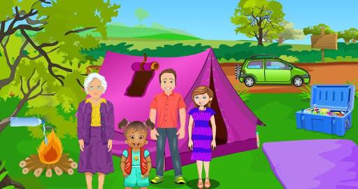 Baby Daisy Camping - Baby Game 1.0.0 screenshots 21