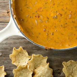 Chili Cheese Dip.