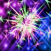 Sparks Fall Diwali Sparks