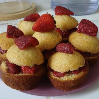Strawberry Shortcake Shortcakes
