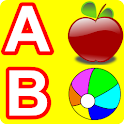 Kids A for Apple Learning icon