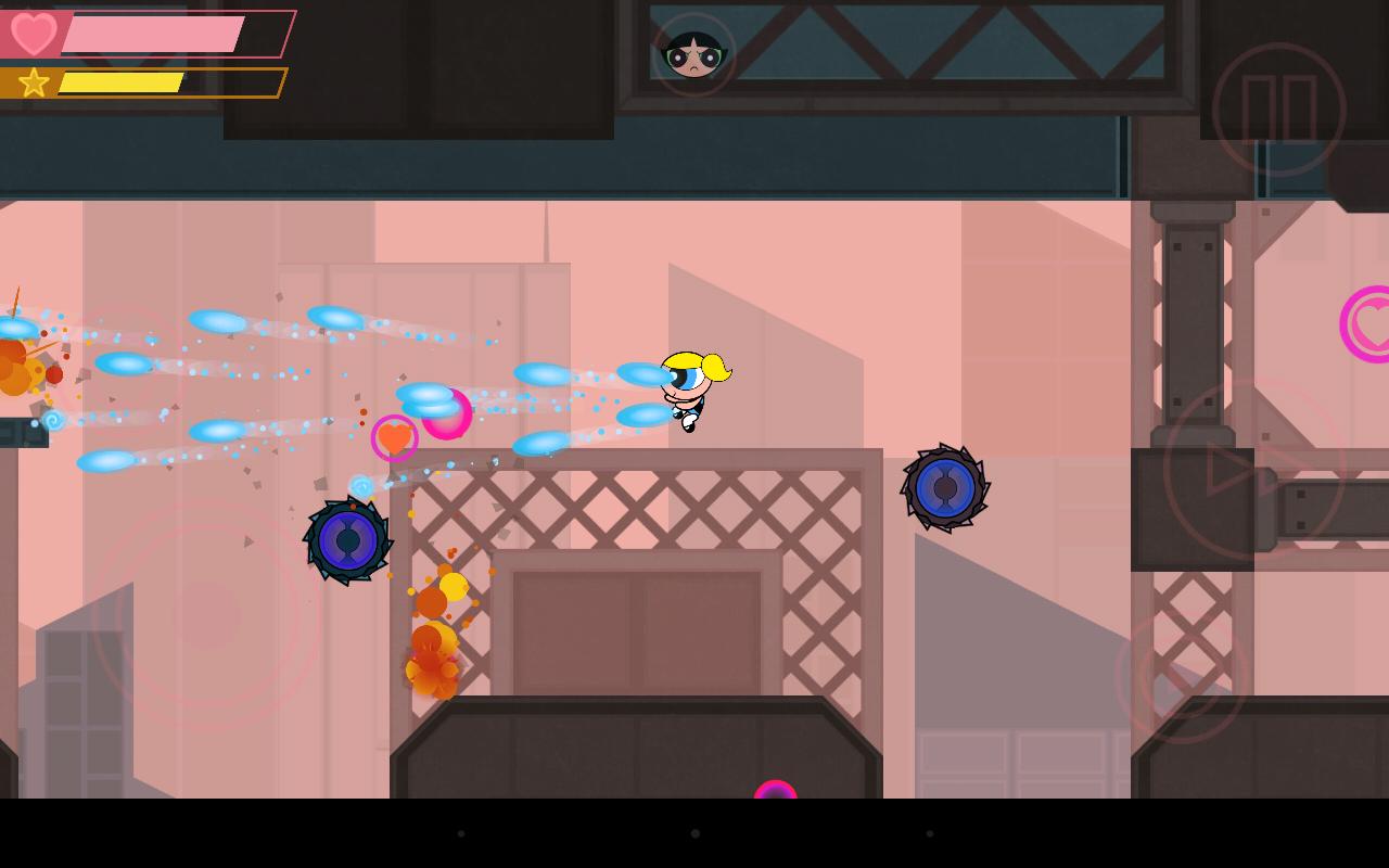 Powerpuff Girls: Defenders - screenshot