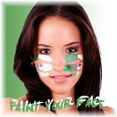 Paint your face Algeria