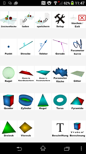 3D Darstellung KLSoft3D