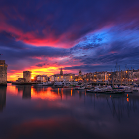 La Rochelle by Sebastien Gaborit - City,  Street & Park  Skylines